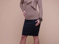 Блузка с бантом на шее: стильный и модный наряд деловой женщины (71 фото вариантов)