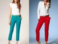 Фасоны женских брюк — разбираемся в основных типах фасонов + 122 фото