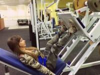 Жим ногами для девушек — техника эффективного выполнения упражнений. Фото-инструкция от профи!