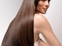 Как сделать волосы гладкими  — комплексные средства по уходу (72 фото + видео)