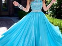 Модные вечерние платья — наиболее современные и популярные тенденции + 65 фото