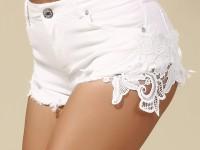 Модные женские шорты — выбираем покрой, материалы и размер + фото