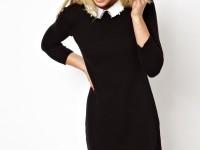 Платье-футляр: стильные и модные новинки сезона (80 фото)