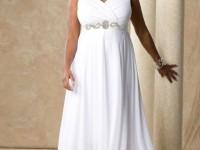 Платья для полных женщин — уникальные решения для роскошных фигур + фото