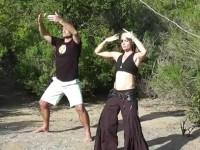 Упражнения Цигун — фото использования целительной энергии