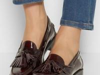 С чем носить лоферы — подбираем брендовую обувь для создания идеально стильного образа (80 фото)