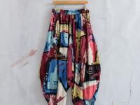 Штаны шаровары — с чем носить? Подбираем аксессуары к необычным штанам + 60 фото идей
