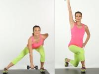 Упражнения для галифе на бедрах — инструкция с фото, как быстро и эффективно убрать галифе!