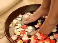 Ванночки для ног — лучшие ингредиенты для максимального эффекта + фото