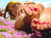 Вросшие волосы на ногах: причины возникновения и профилактика (73 фото)