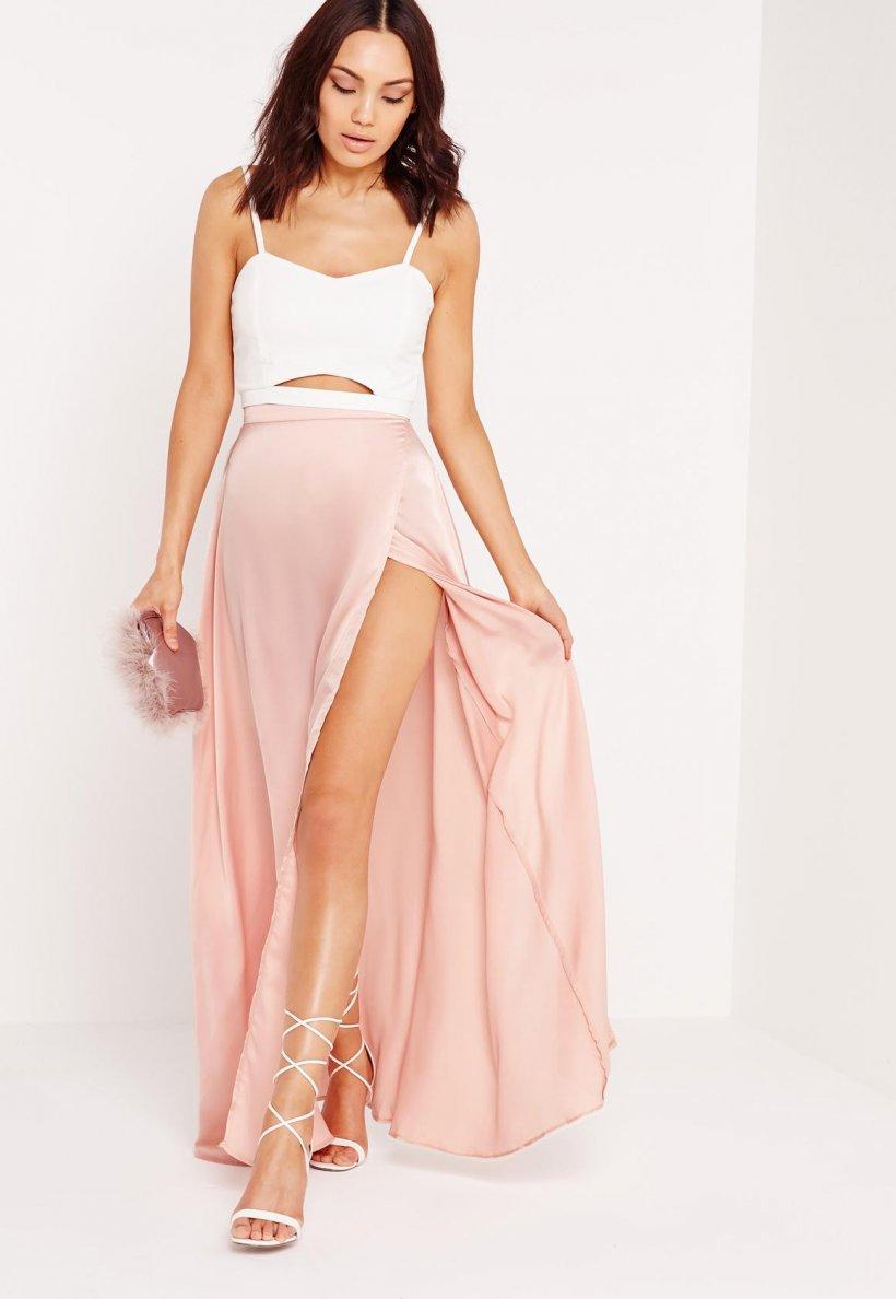 d23d1ca2c207 Атласная юбка: 56 фото современных сочетаний скользящей ткани
