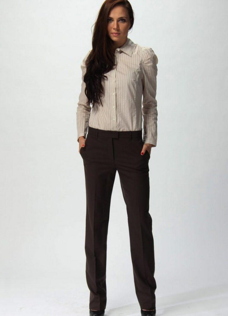 Фото брюк классических женских