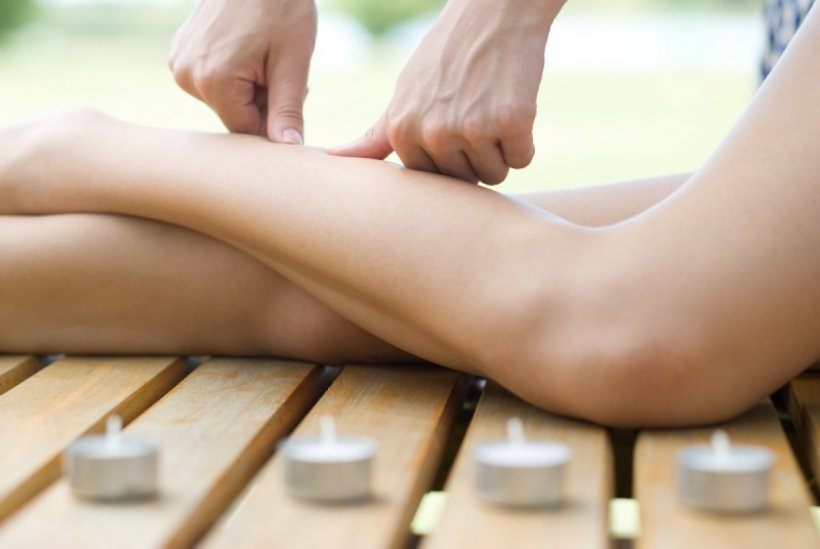 Kak delat massazh nog 8