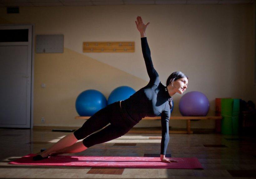 Калланетика упражнения для начинающих видео