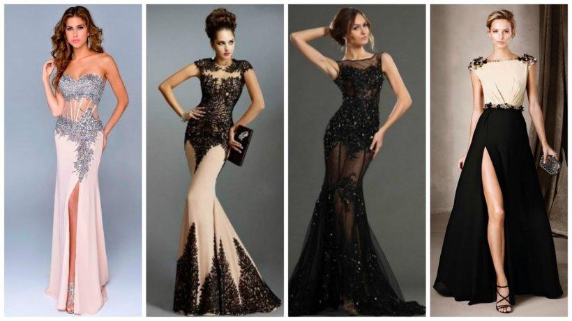 Модные вечерние платья для женщин 2017 новинки