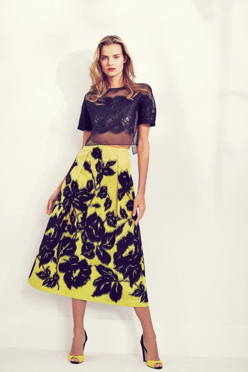 Модное летнее платье 2017 новинки
