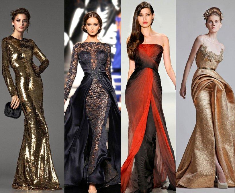 82f05d9ee4b Модные вечерние платья - 65 фото восхитительно красивых нарядов