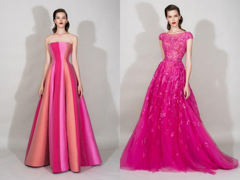 Вечерние платья мировых брендов