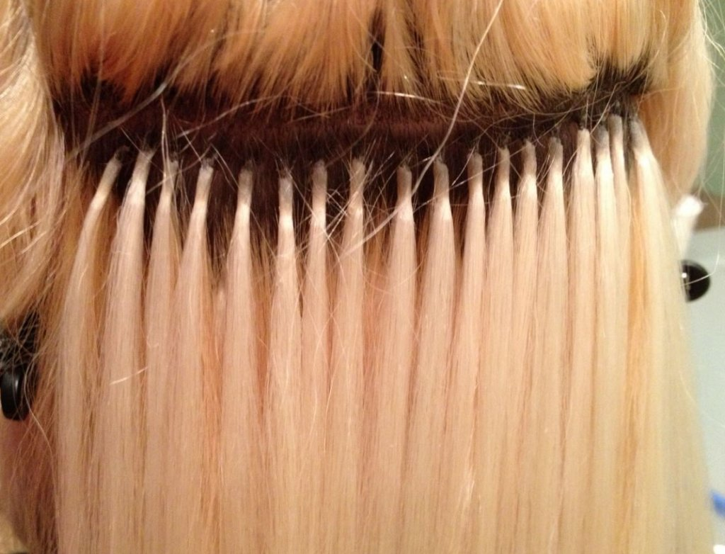 реферат наращивания волос
