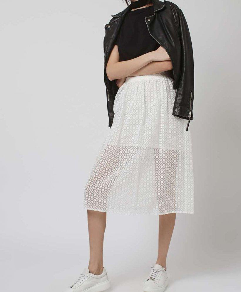 Organza skirt 022