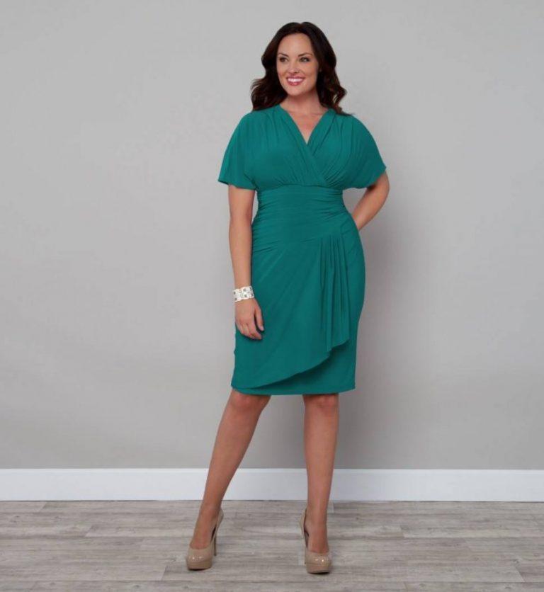 Платья скрывающие живот для женщин