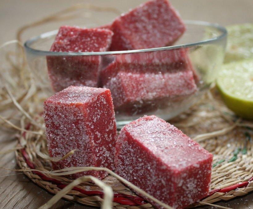 Сахарный скраб кубиками для тела рецепты