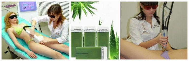Помогает ли лазерная эпиляция избавиться от волос