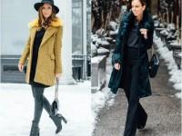 Модное пальто 2018 года: основные тенденции осени и зимы (137 фото + видео)