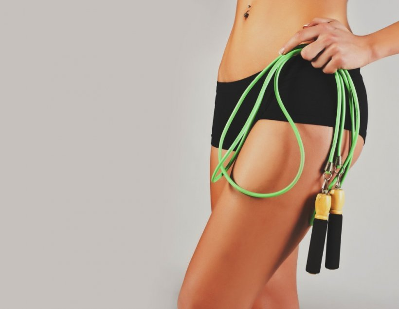 How to lose weight with a rope 17