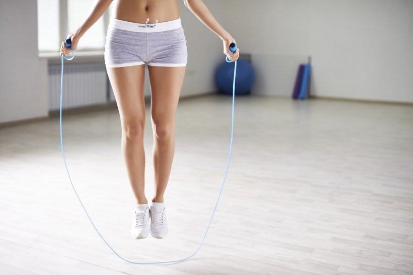 How to lose weight with a rope 18