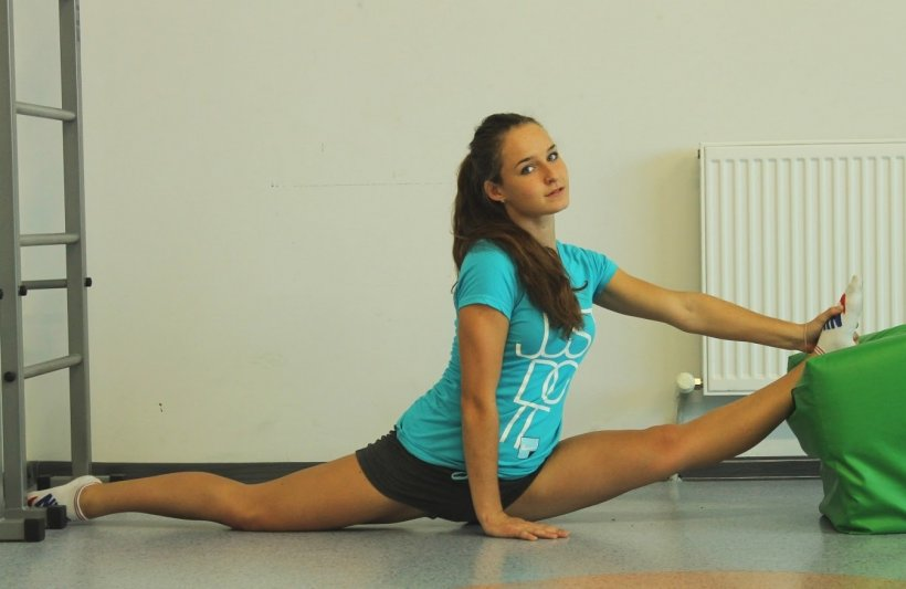How to properly stretch 1
