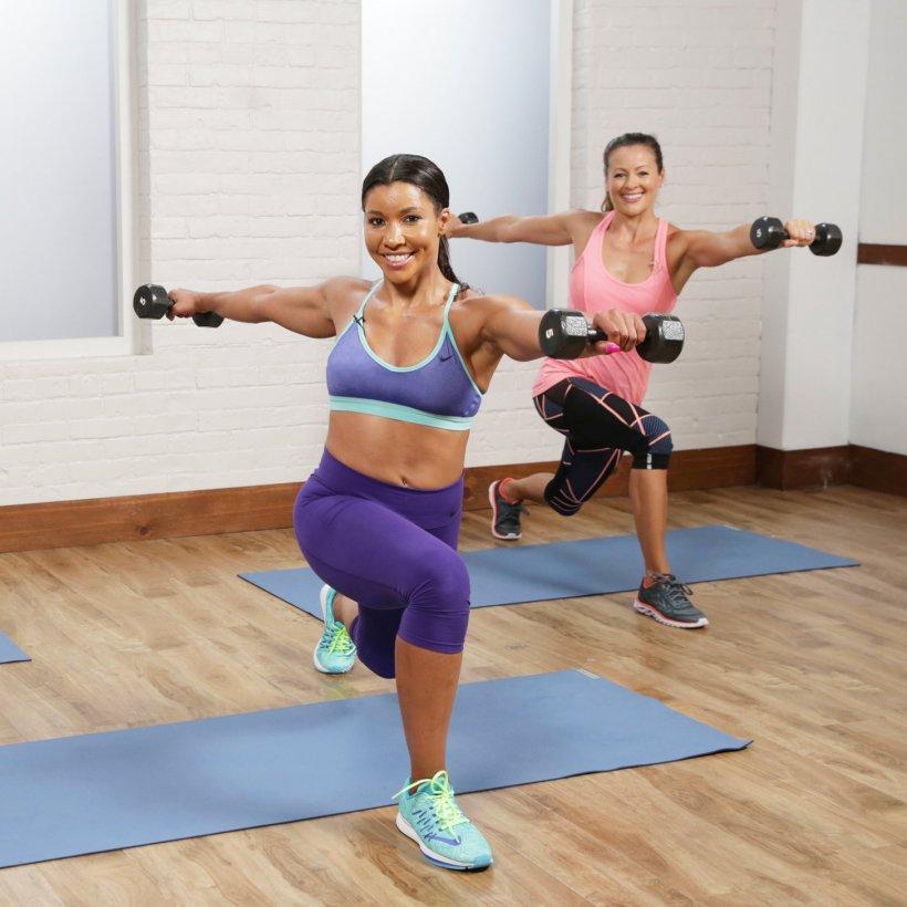 Jeanette Jenkins Exercises 27