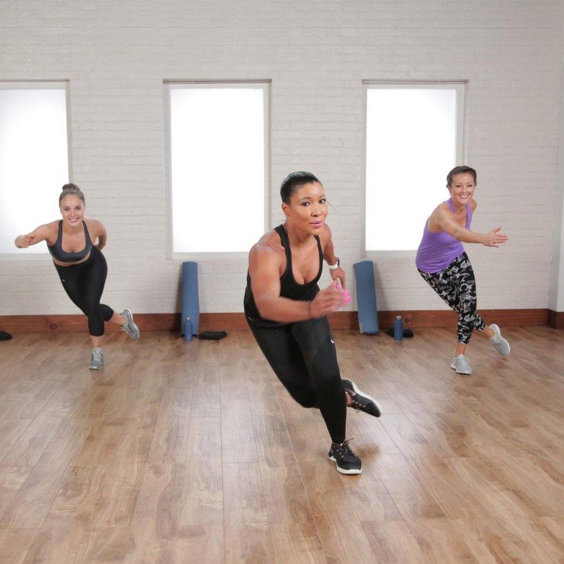 Jeanette Jenkins Exercises 30